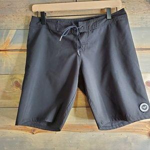 Roxy womens board shorts, black